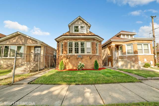 8316 S Hermitage Avenue, Chicago, IL 60620 (MLS #10495465) :: Berkshire Hathaway HomeServices Snyder Real Estate