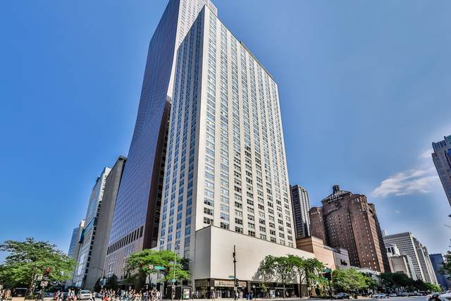 777 N Michigan Avenue #801, Chicago, IL 60611 (MLS #10495472) :: Berkshire Hathaway HomeServices Snyder Real Estate
