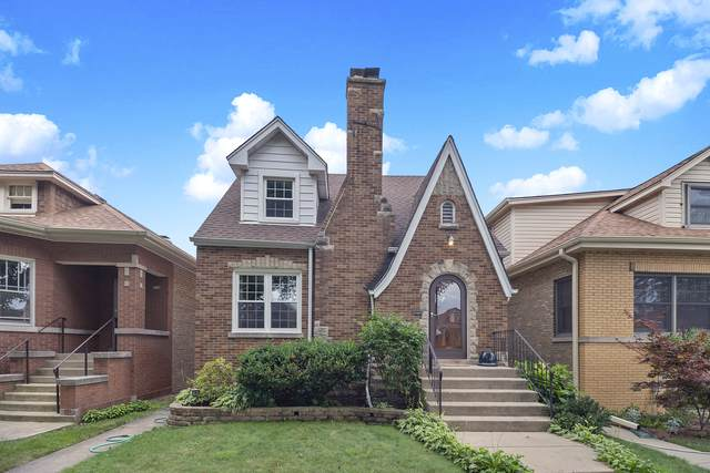 6030 N Marmora Avenue, Chicago, IL 60646 (MLS #10495508) :: The Perotti Group | Compass Real Estate