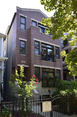 821 W Wrightwood Avenue #1, Chicago, IL 60614 (MLS #10495510) :: Property Consultants Realty