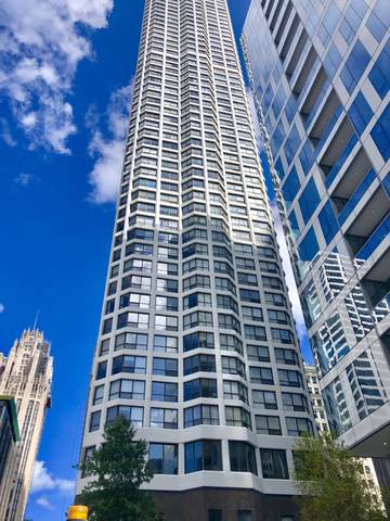 405 N Wabash Avenue N #2514, Chicago, IL 60611 (MLS #10495570) :: Berkshire Hathaway HomeServices Snyder Real Estate