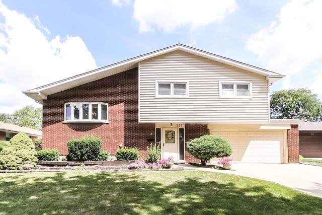 574 W Millers Road, Des Plaines, IL 60016 (MLS #10495585) :: Berkshire Hathaway HomeServices Snyder Real Estate
