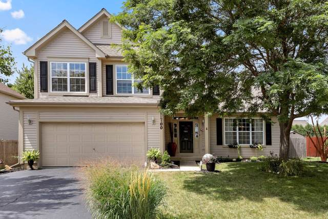 11700 S Olympic Drive, Plainfield, IL 60585 (MLS #10495587) :: Berkshire Hathaway HomeServices Snyder Real Estate