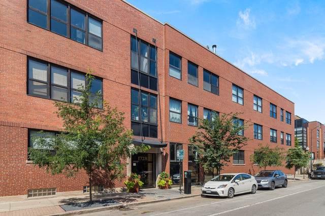 1728 N Damen Avenue #108, Chicago, IL 60647 (MLS #10495601) :: Berkshire Hathaway HomeServices Snyder Real Estate
