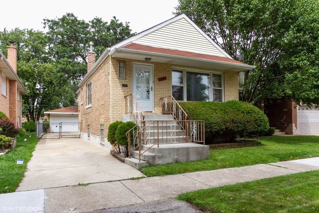 3910 W 99th Street, Evergreen Park, IL 60805 (MLS #10495610) :: The Perotti Group | Compass Real Estate
