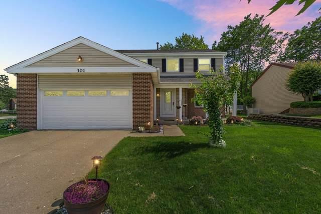 301 Apollo Court, Vernon Hills, IL 60061 (MLS #10495623) :: Berkshire Hathaway HomeServices Snyder Real Estate