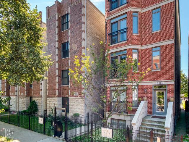 2337 W Harrison Street #1, Chicago, IL 60612 (MLS #10495644) :: Property Consultants Realty