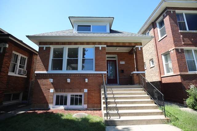 6946 S Campbell Avenue, Chicago, IL 60629 (MLS #10495658) :: Angela Walker Homes Real Estate Group