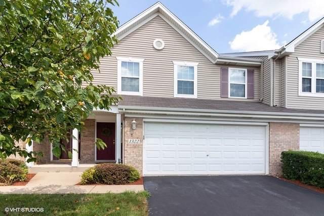 1322 Harvest Drive, Crest Hill, IL 60403 (MLS #10495661) :: BNRealty