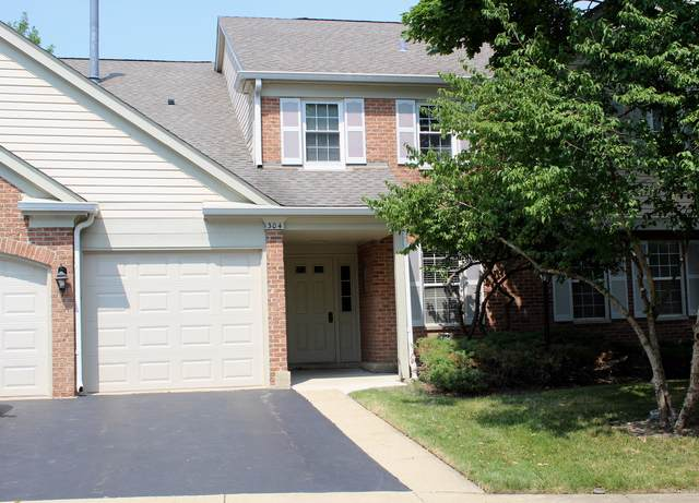 1304 Pennwood Court B1, Schaumburg, IL 60193 (MLS #10495700) :: John Lyons Real Estate