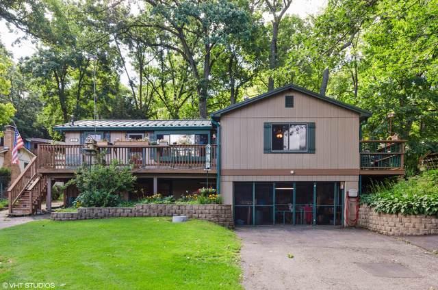 5712 E Lake Shore Drive, Wonder Lake, IL 60097 (MLS #10495702) :: Angela Walker Homes Real Estate Group