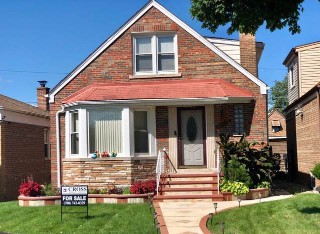 7936 S Francisco Avenue, Chicago, IL 60652 (MLS #10495724) :: The Wexler Group at Keller Williams Preferred Realty