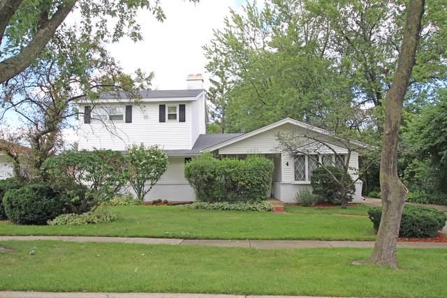 4 Evergreen Street, Elk Grove Village, IL 60007 (MLS #10495736) :: The Wexler Group at Keller Williams Preferred Realty