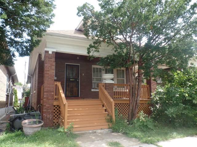 6635 S Mozart Street, Chicago, IL 60629 (MLS #10495752) :: Berkshire Hathaway HomeServices Snyder Real Estate