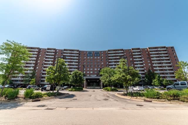 21 Kristin Drive #803, Schaumburg, IL 60195 (MLS #10495764) :: John Lyons Real Estate