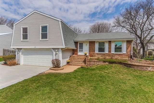 29 Yardley Lane, Schaumburg, IL 60194 (MLS #10495792) :: John Lyons Real Estate