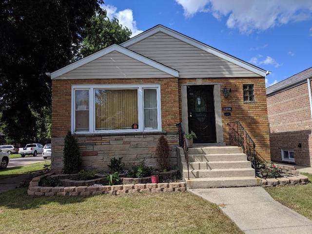 3356 W Marquette Road, Chicago, IL 60629 (MLS #10495815) :: Berkshire Hathaway HomeServices Snyder Real Estate