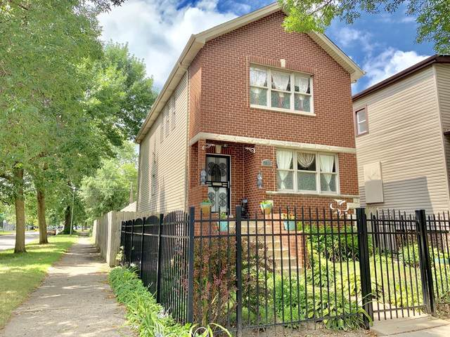 7658 S Greenwood Avenue, Chicago, IL 60619 (MLS #10495891) :: The Wexler Group at Keller Williams Preferred Realty