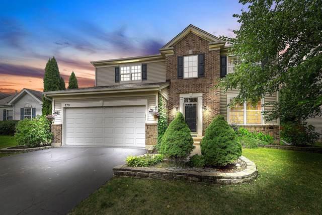 779 Sapphire Drive, Bolingbrook, IL 60490 (MLS #10495895) :: Helen Oliveri Real Estate