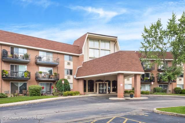 1188 Royal Glen Drive 205W, Glen Ellyn, IL 60137 (MLS #10495896) :: The Wexler Group at Keller Williams Preferred Realty