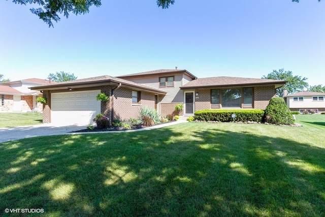 6032 Aspen Lane, Matteson, IL 60443 (MLS #10495898) :: Helen Oliveri Real Estate