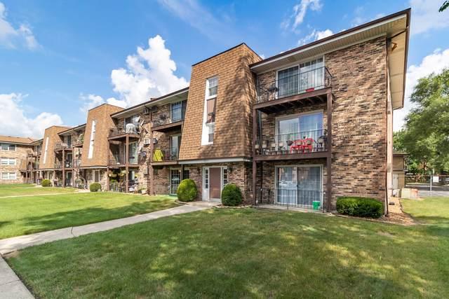 9823 Nottingham Avenue #109, Chicago Ridge, IL 60415 (MLS #10495908) :: The Wexler Group at Keller Williams Preferred Realty