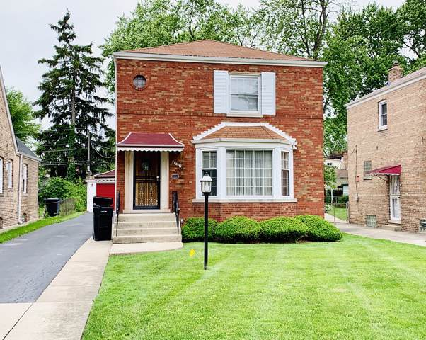 10820 S Peoria Street, Chicago, IL 60643 (MLS #10495916) :: Berkshire Hathaway HomeServices Snyder Real Estate