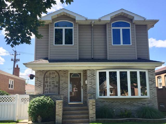 5752 S Mason Avenue, Chicago, IL 60638 (MLS #10495925) :: The Wexler Group at Keller Williams Preferred Realty