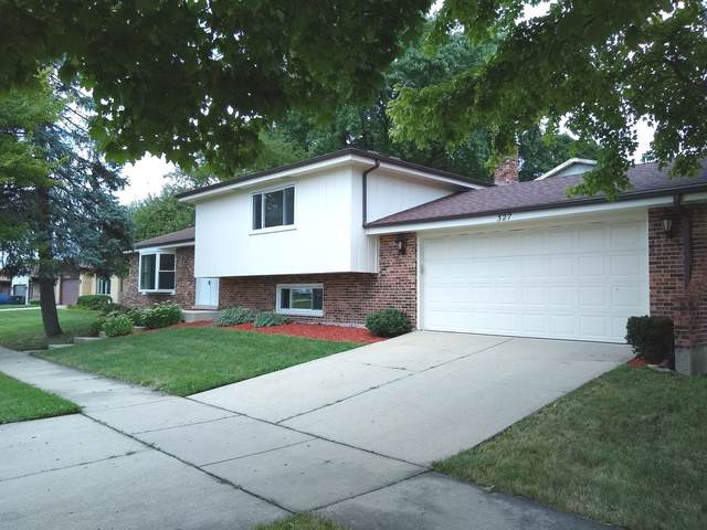 327 W 6th Avenue, Naperville, IL 60563 (MLS #10495926) :: Berkshire Hathaway HomeServices Snyder Real Estate