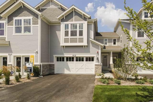 512 Pershing Lot #10.02 Court, Barrington, IL 60010 (MLS #10495936) :: Ani Real Estate