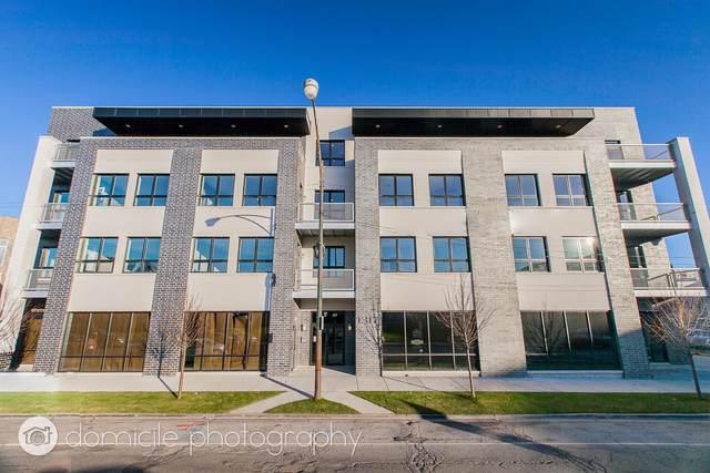 1317 N Larrabee Street #404, Chicago, IL 60610 (MLS #10496002) :: Touchstone Group