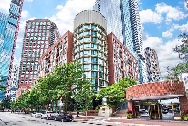 440 N Mcclurg Court #718, Chicago, IL 60611 (MLS #10496022) :: John Lyons Real Estate
