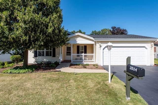 2604 Maywood Court, Grayslake, IL 60030 (MLS #10496036) :: Angela Walker Homes Real Estate Group