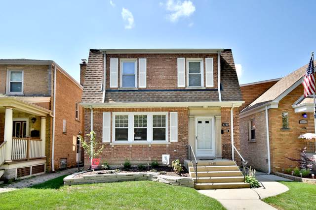 5340 N Newcastle Avenue, Chicago, IL 60656 (MLS #10496040) :: Angela Walker Homes Real Estate Group
