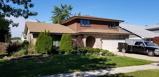 16818 Richards Drive, Tinley Park, IL 60477 (MLS #10496044) :: John Lyons Real Estate