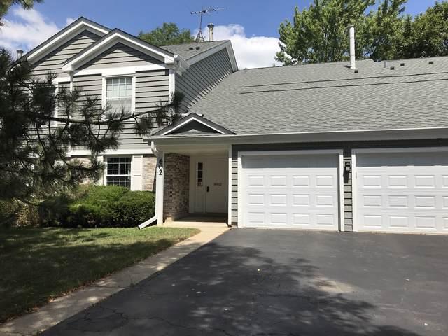 602 Fairbanks Court V2, Schaumburg, IL 60194 (MLS #10496073) :: John Lyons Real Estate