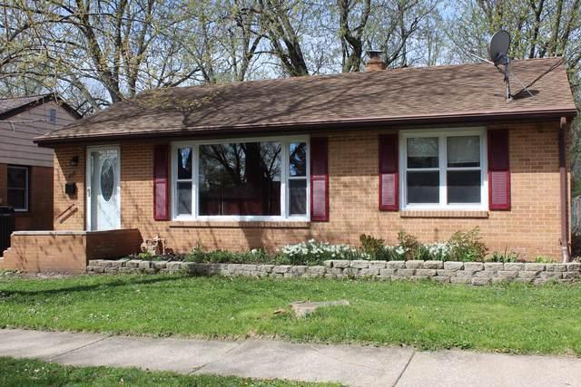 109 N Coolidge Street, Normal, IL 61761 (MLS #10496103) :: Janet Jurich Realty Group