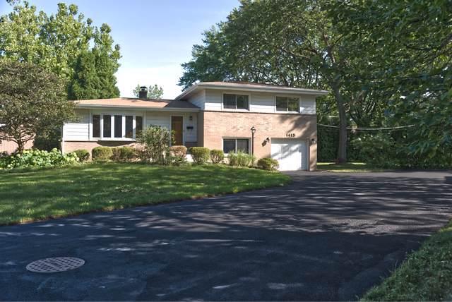 1415 Charing Cross Road, Deerfield, IL 60015 (MLS #10496106) :: Angela Walker Homes Real Estate Group
