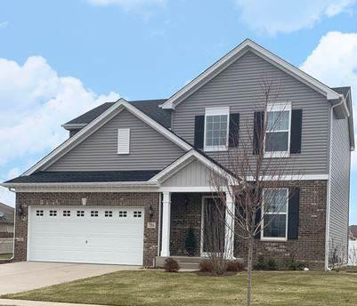 604 Edgewater Drive, Minooka, IL 60447 (MLS #10496134) :: Baz Realty Network   Keller Williams Elite
