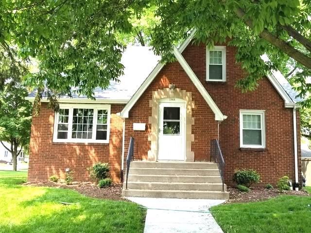 1503 N William Street, Joliet, IL 60435 (MLS #10496161) :: Angela Walker Homes Real Estate Group