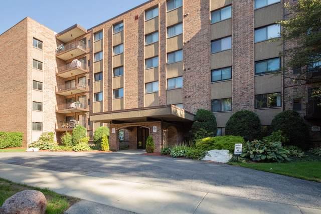 1702 Mill Street #208, Des Plaines, IL 60016 (MLS #10496169) :: Angela Walker Homes Real Estate Group