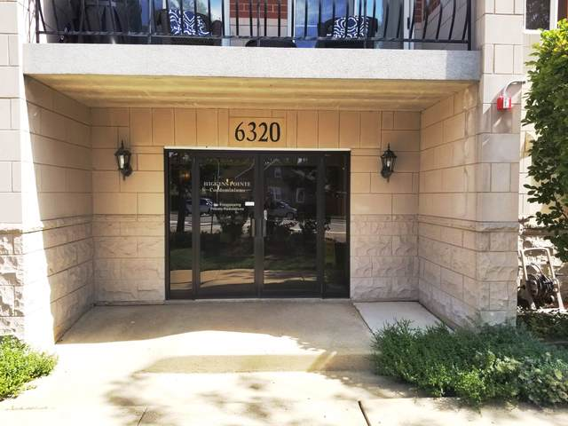 6320 W Higgins Avenue #504, Chicago, IL 60630 (MLS #10496176) :: The Perotti Group | Compass Real Estate