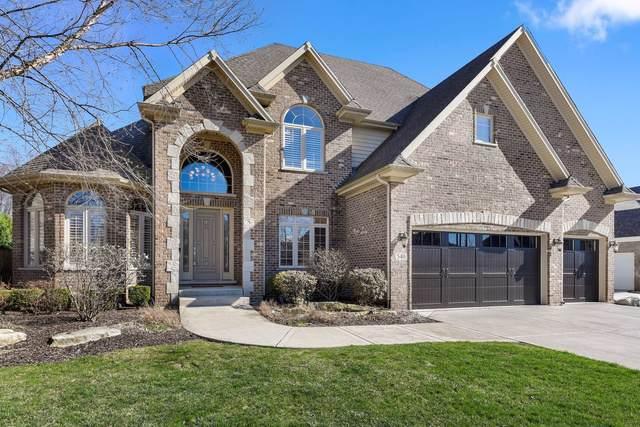 540 Eagle Brook Lane, Naperville, IL 60565 (MLS #10496190) :: Berkshire Hathaway HomeServices Snyder Real Estate