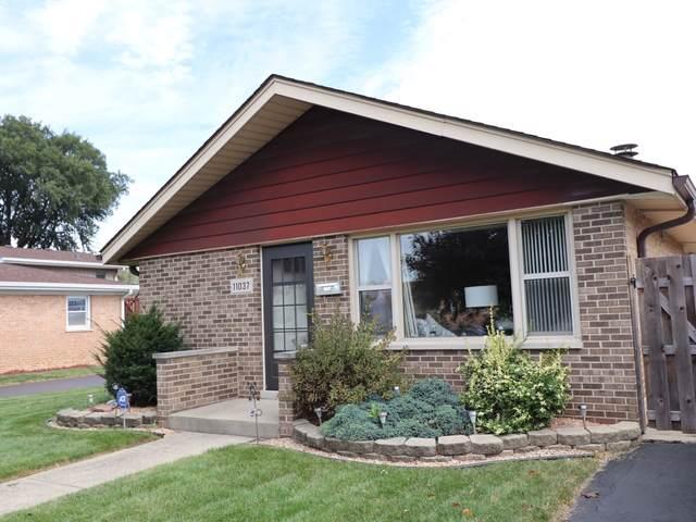 11037 Menard Avenue, Chicago Ridge, IL 60415 (MLS #10496192) :: The Wexler Group at Keller Williams Preferred Realty