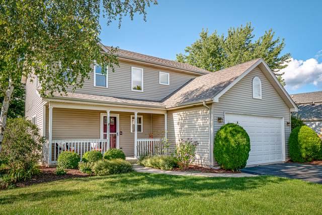 341 Prairie Ridge Drive, Woodstock, IL 60098 (MLS #10496194) :: Berkshire Hathaway HomeServices Snyder Real Estate