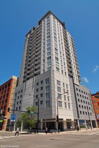 330 W Grand Avenue #1704, Chicago, IL 60654 (MLS #10496198) :: John Lyons Real Estate