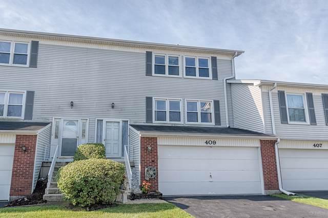 409 Raphael Circle, Bolingbrook, IL 60440 (MLS #10496203) :: Angela Walker Homes Real Estate Group