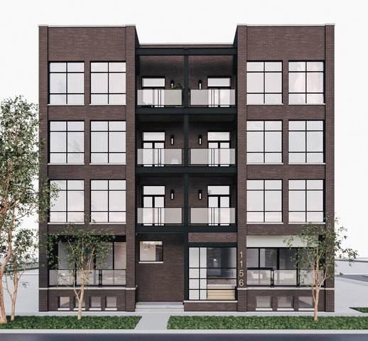 1156 W Ohio Street 1W, Chicago, IL 60642 (MLS #10496204) :: John Lyons Real Estate