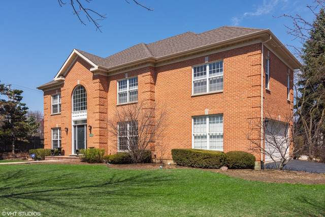 5720 Arlingdale Drive, Rolling Meadows, IL 60008 (MLS #10496221) :: John Lyons Real Estate