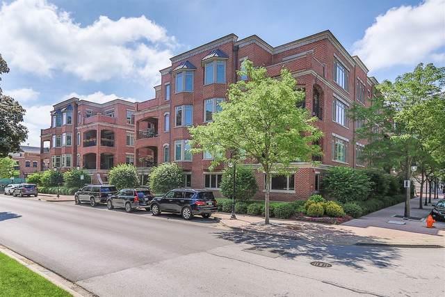 180 W Benton Avenue #201, Naperville, IL 60540 (MLS #10496229) :: Berkshire Hathaway HomeServices Snyder Real Estate
